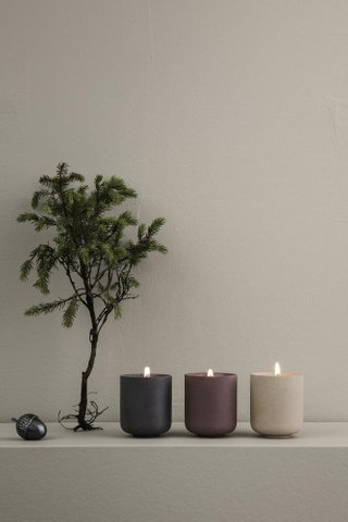 Ferm Living Sekki Scented Soy Candle Set