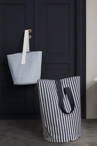 Ferm Living Chambray Small Basket