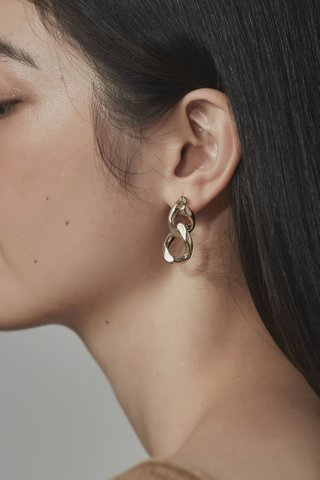 Mira Chain Earrings