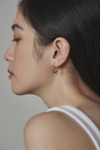 Dani Hoop Earrings