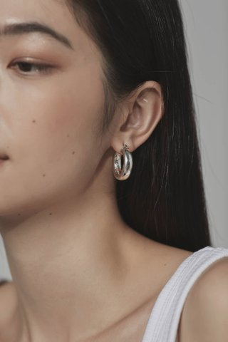 Nava Hoop Earrings
