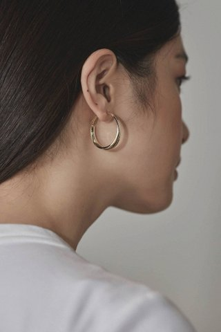 Odyn Hoop Earrings