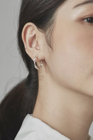 Keir Hoop Earrings