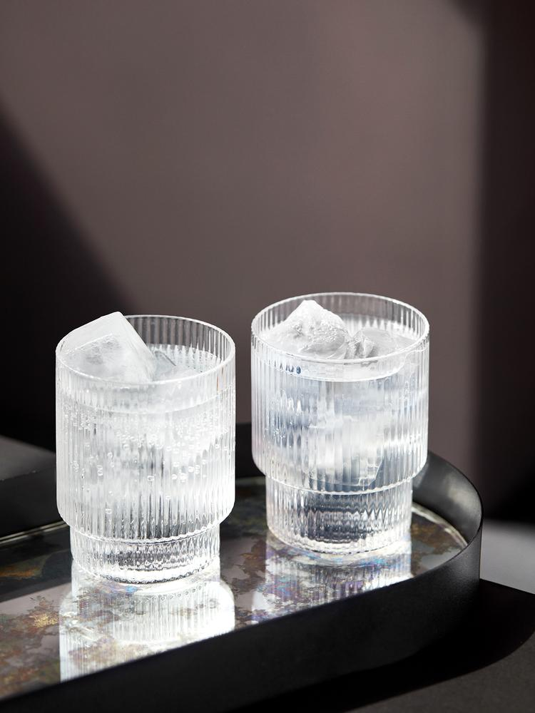 Ferm Living Ripple Glasses Set