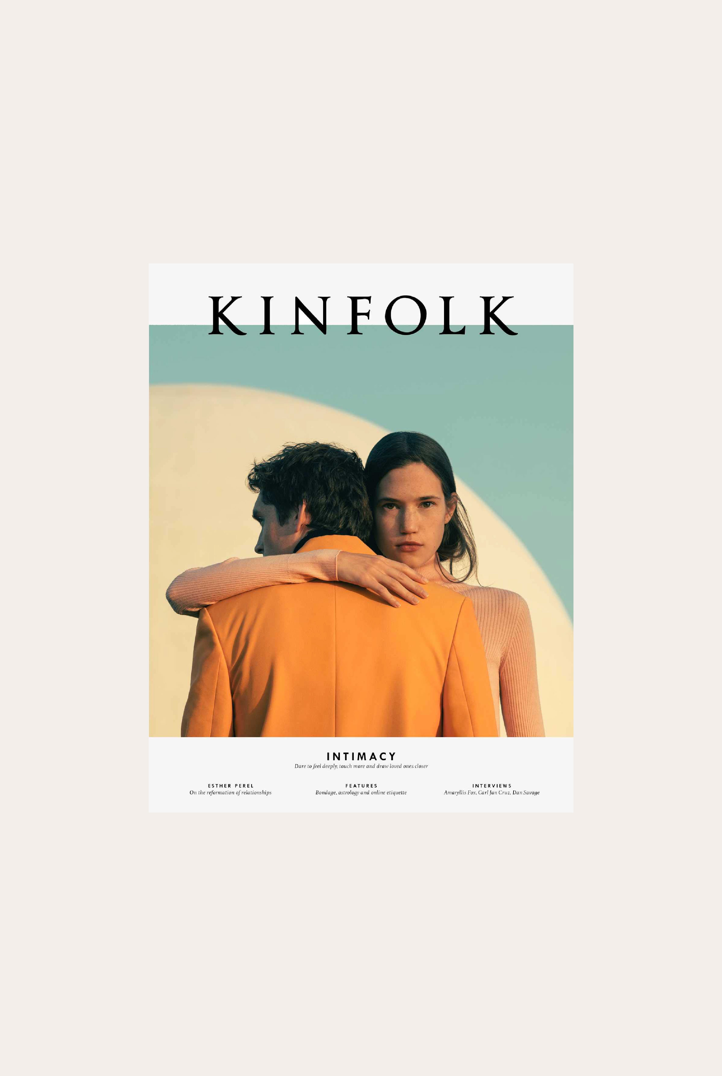 Kinfolk Vol 34