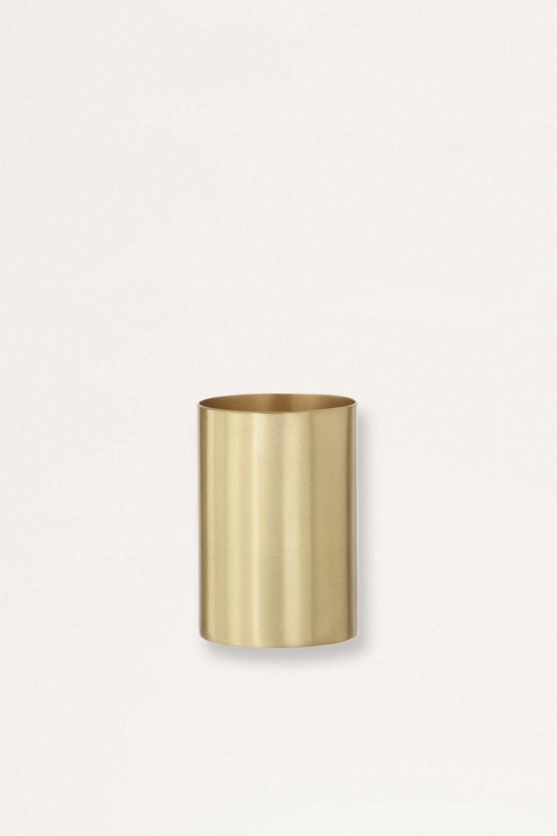 Ferm Living Pencil Holder Brass