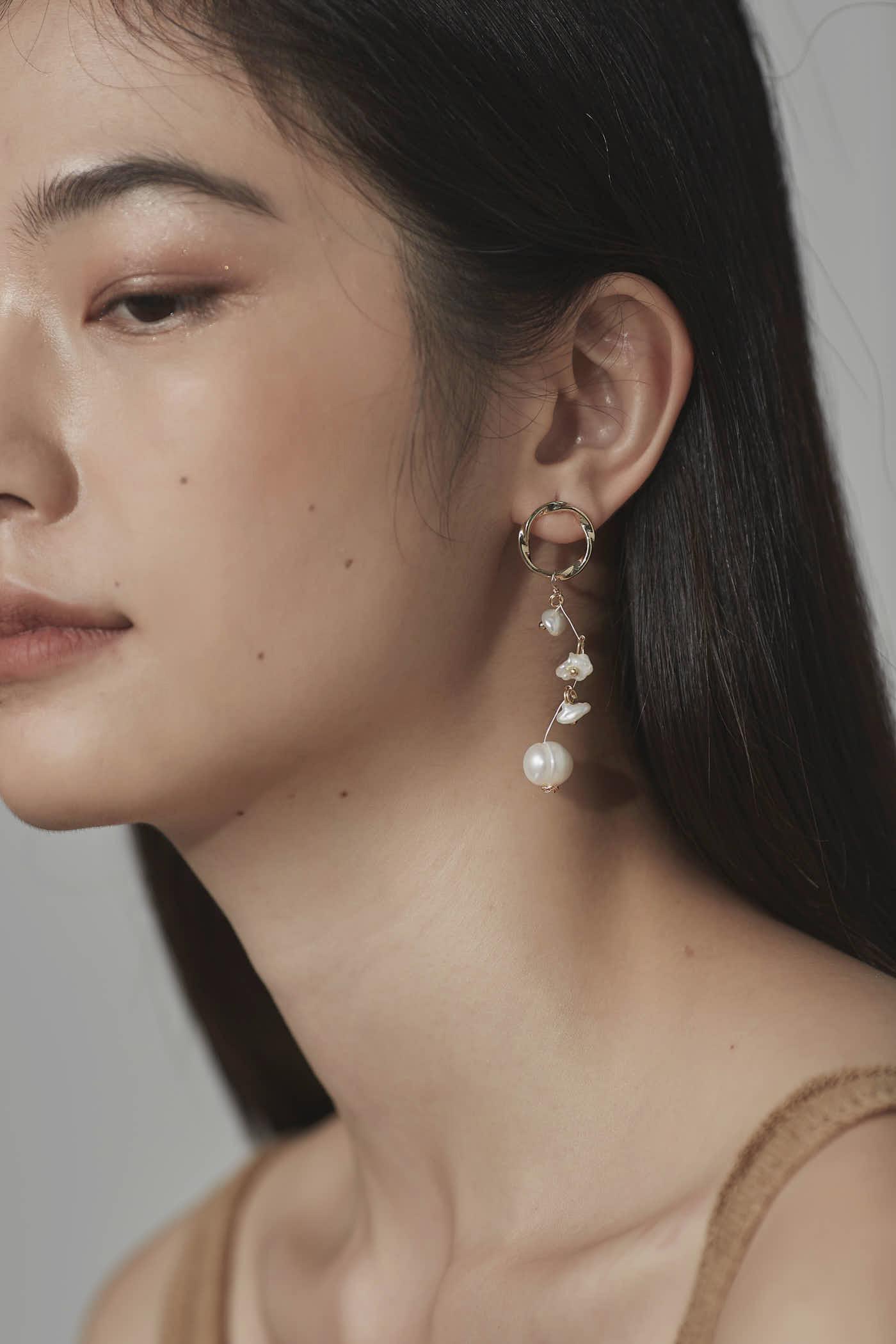 Glyn Drop Earrings