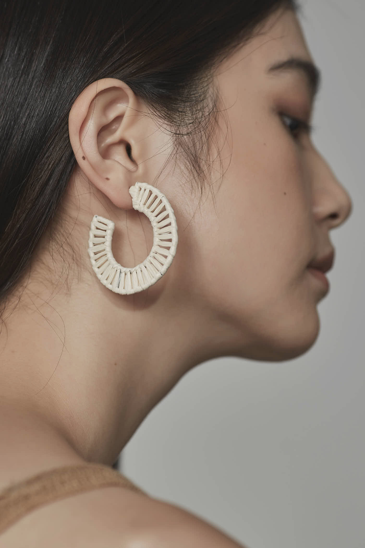 Anki Weave Earrings