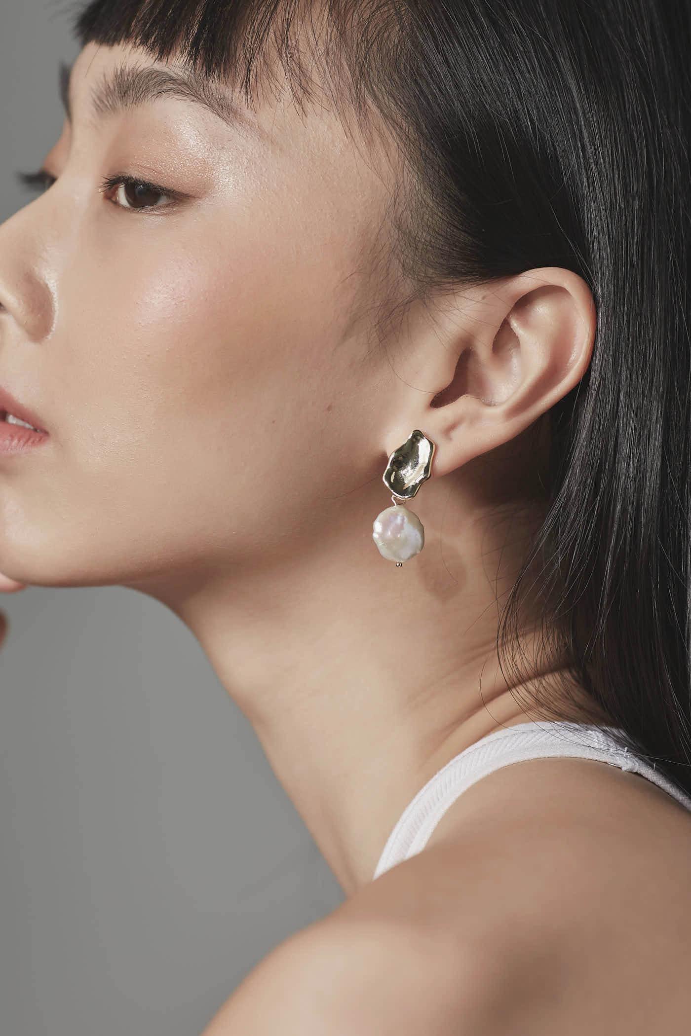 Jolyn Drop Earrings