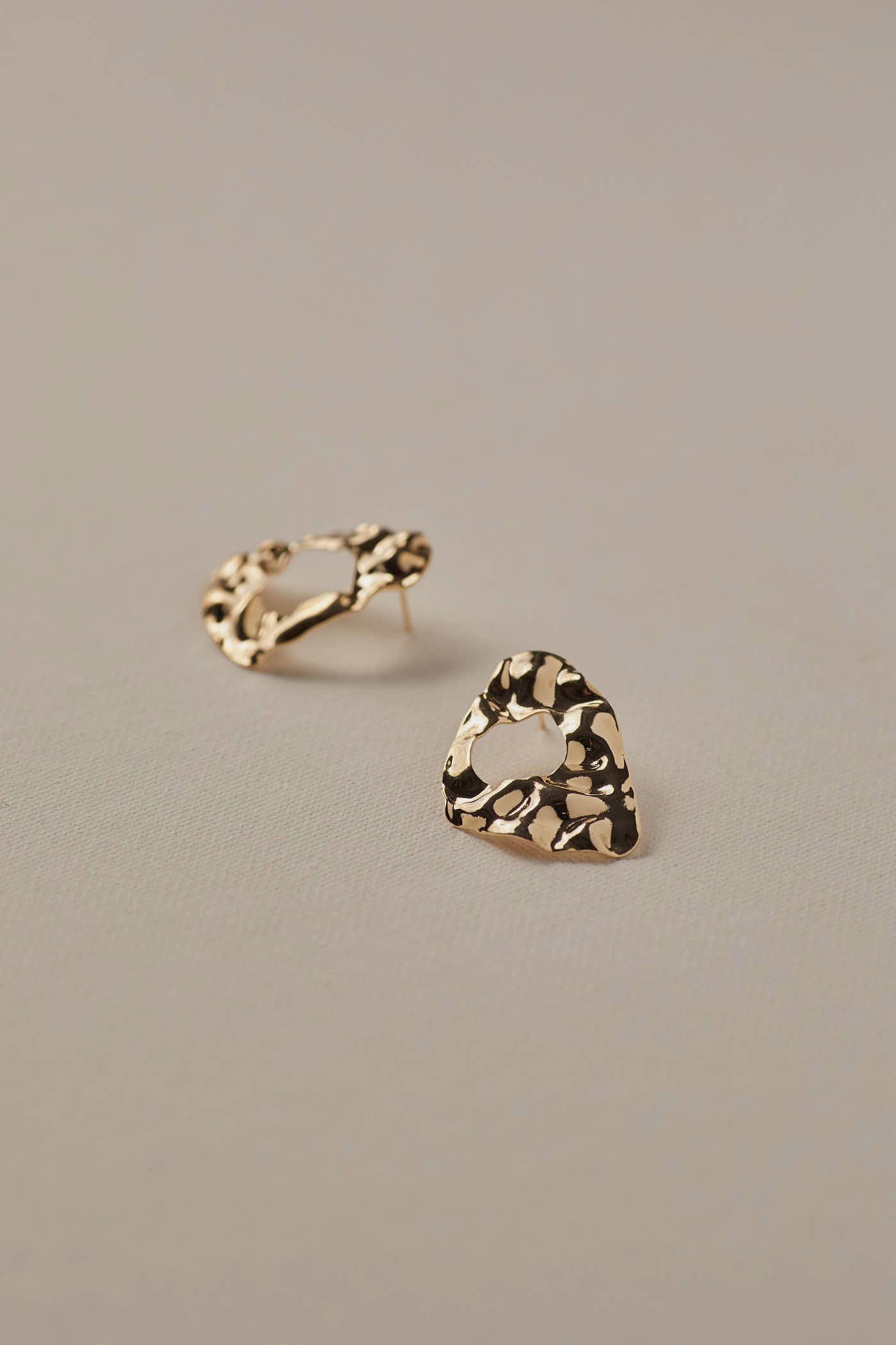 Leif Warp Earrings