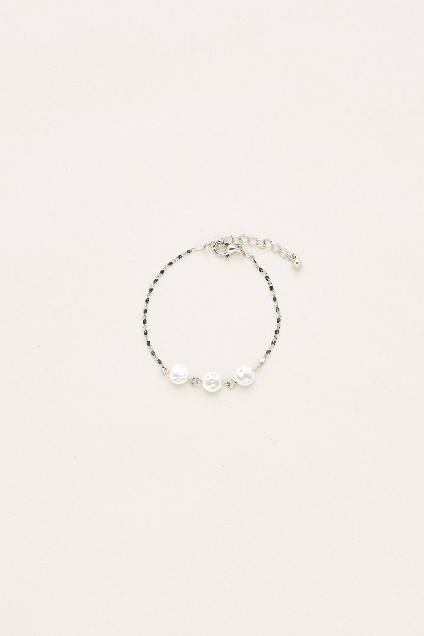 Jenilee Pearl Bracelet