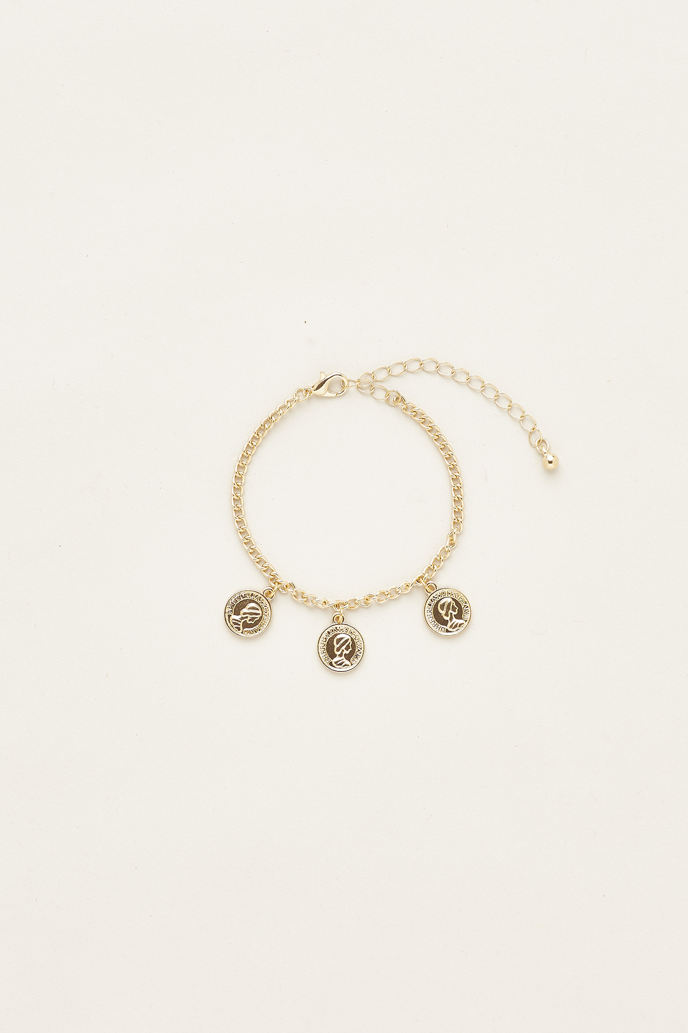 Garima Coin Bracelet