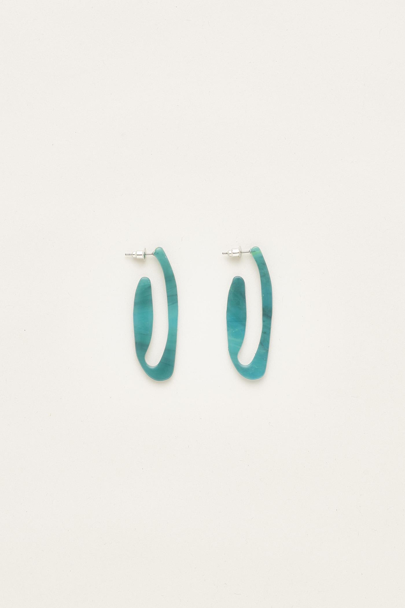 Mariah Resin Earrings