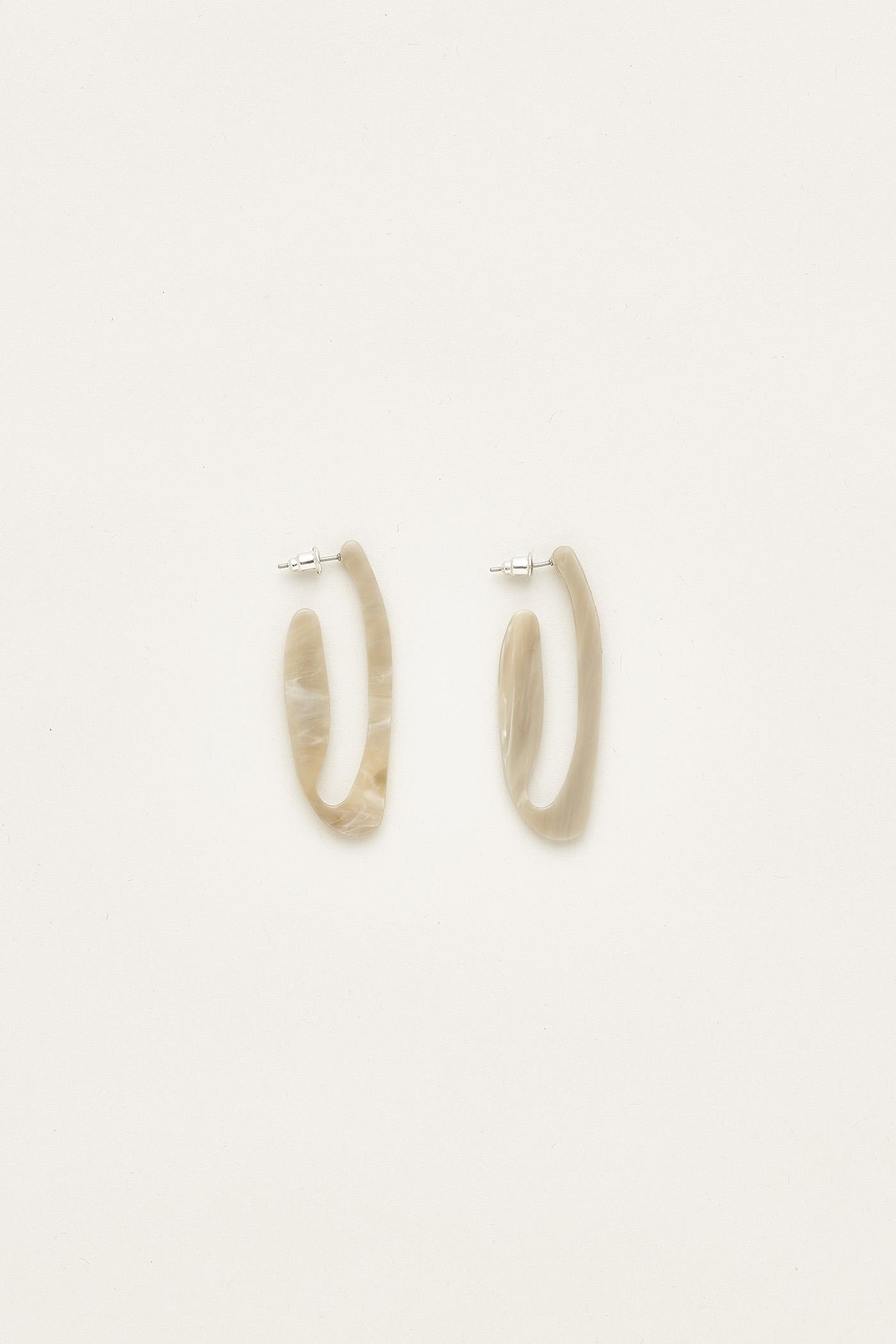 Serafina Resin Earrings