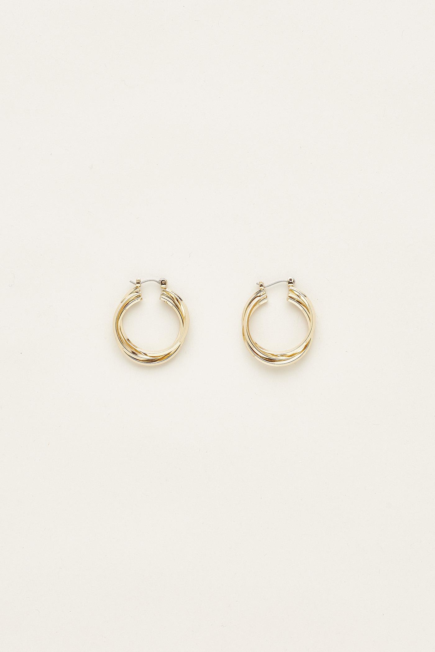 Lacie Double Hoop Earrings