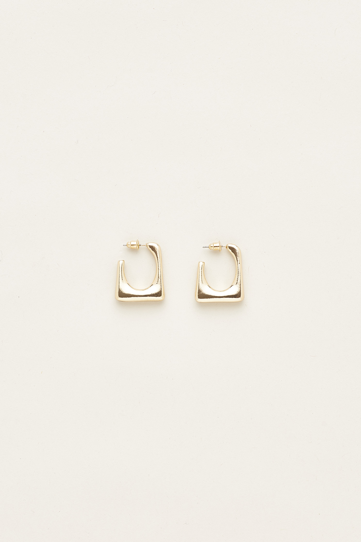 Jacquin Angular Earrings