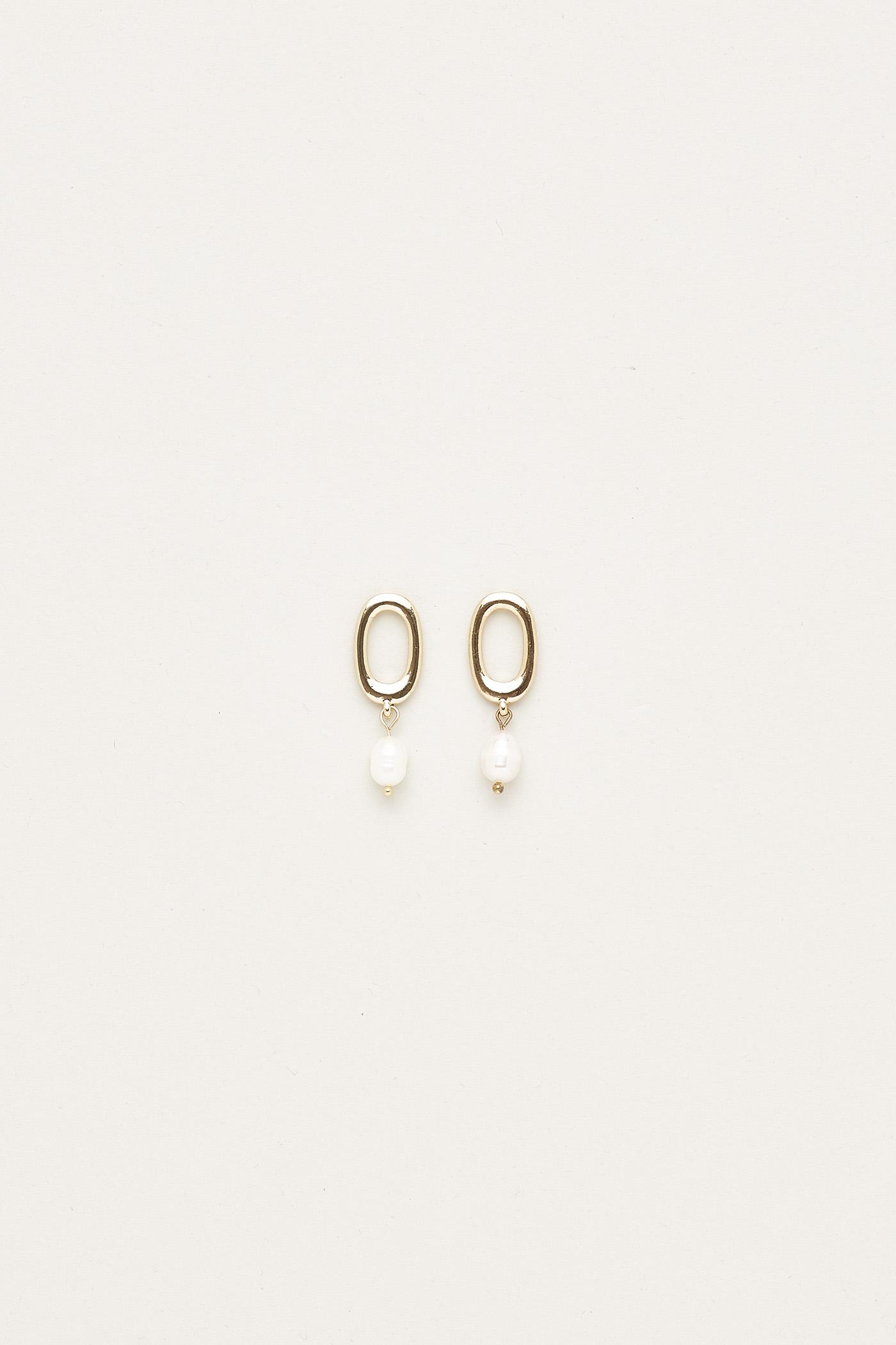 Camara Pearl Earrings