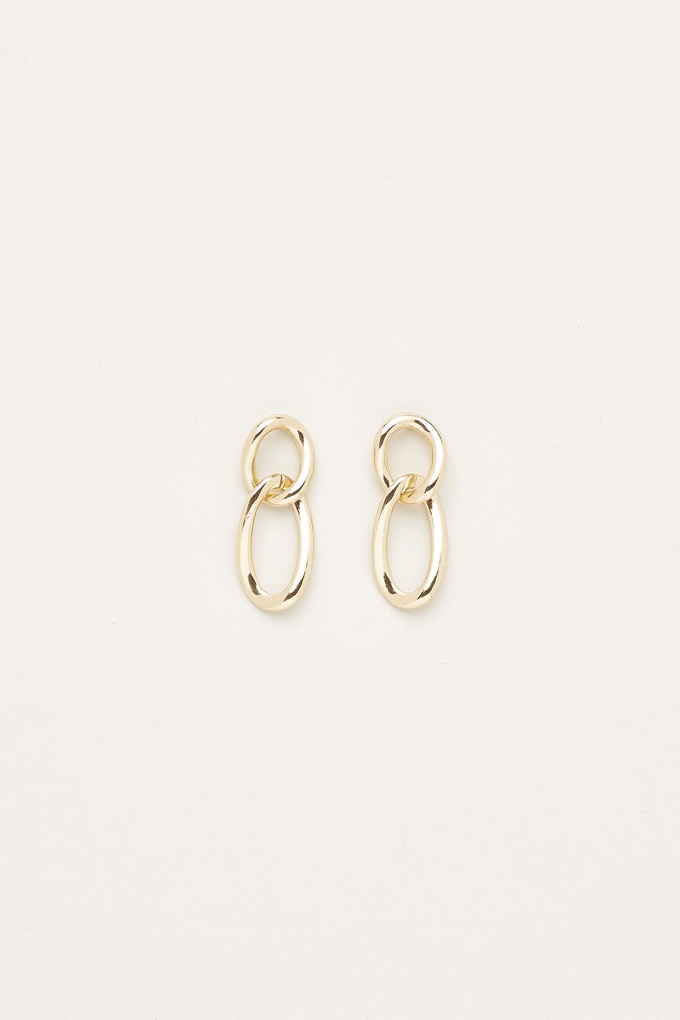Jenica Chain Earrings