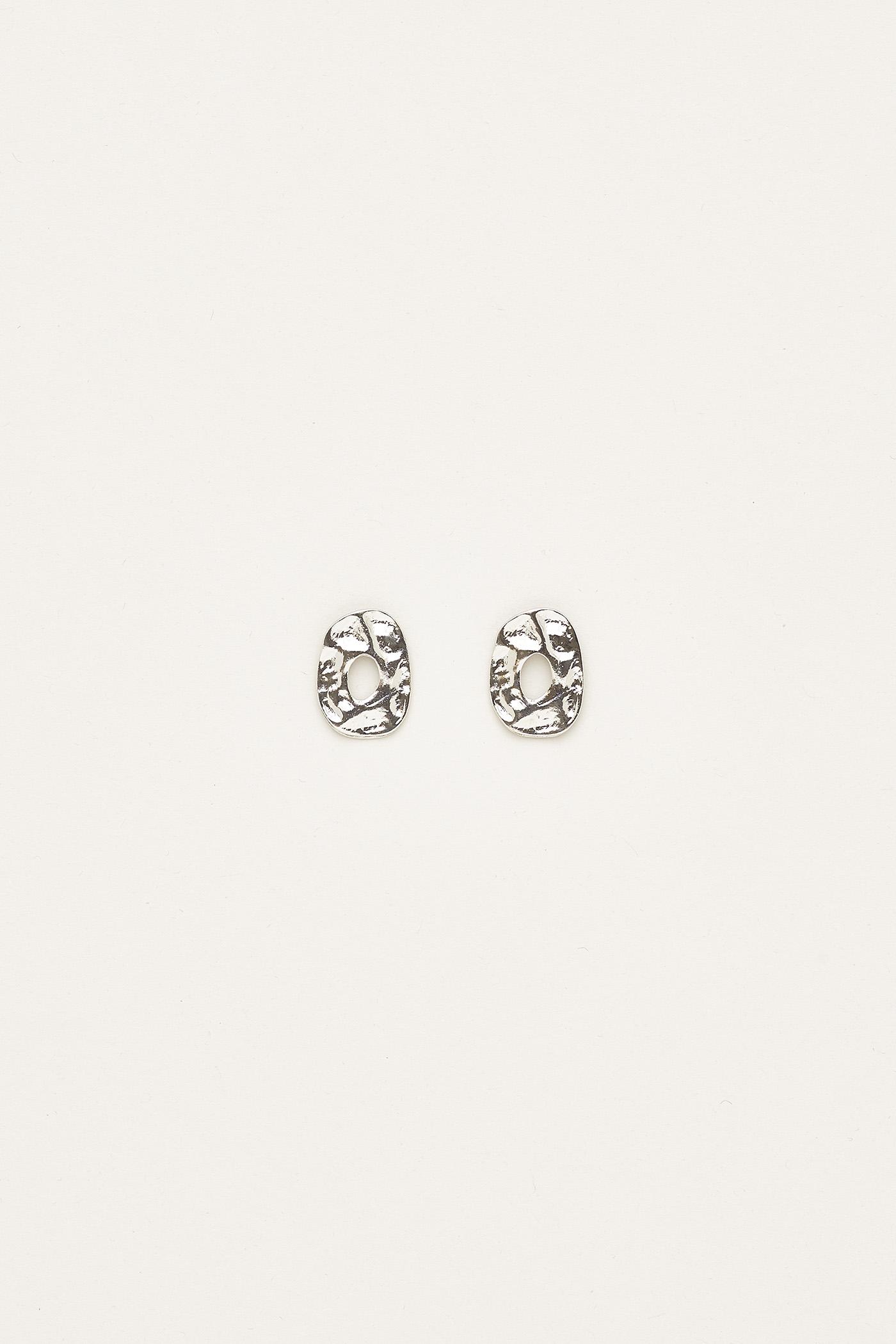 Evline Molten Earrings