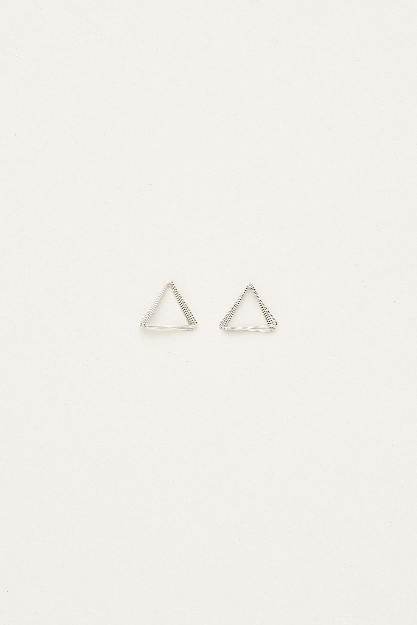Aimee Triangular Earrings