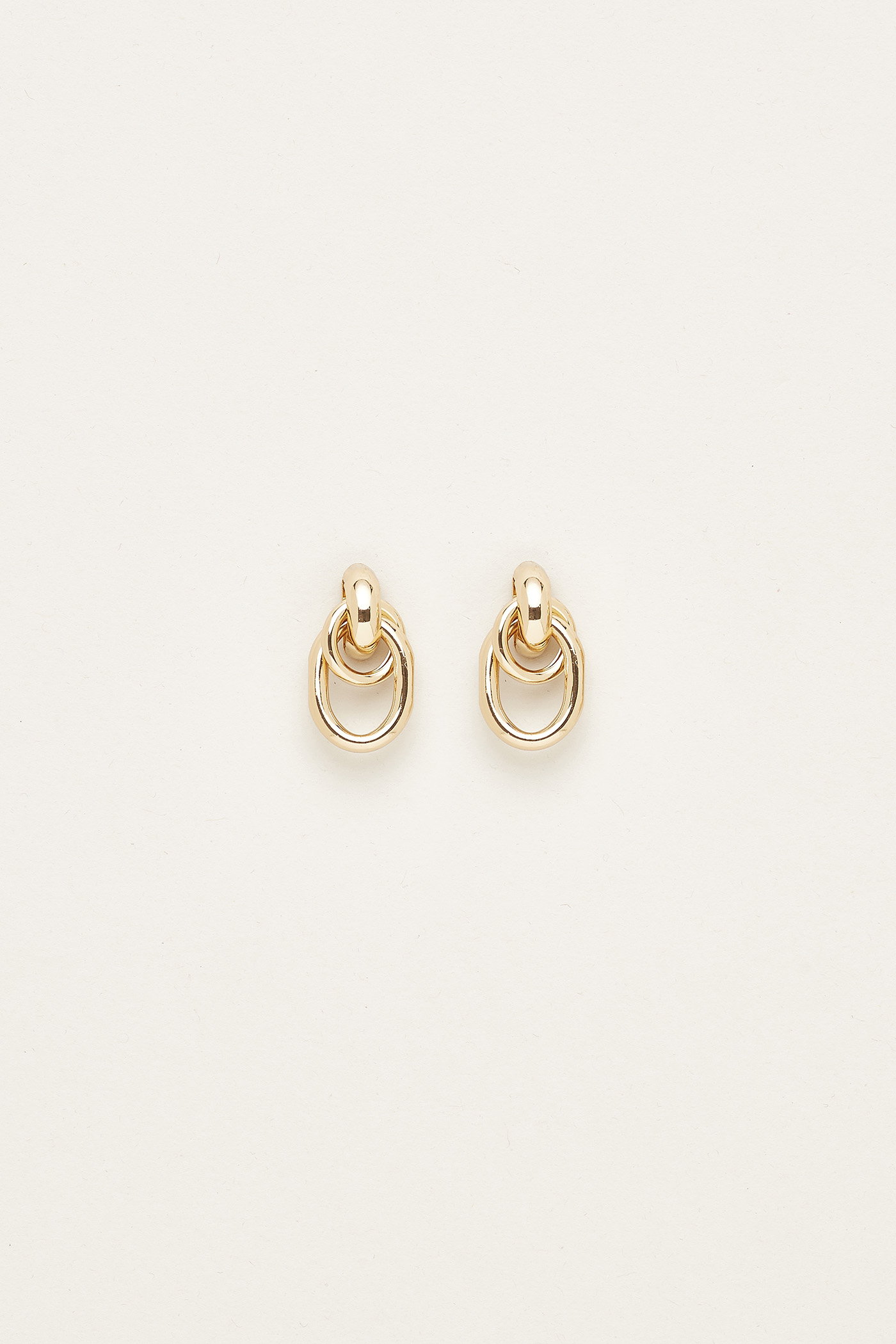 Heera Linked Drop Earrings