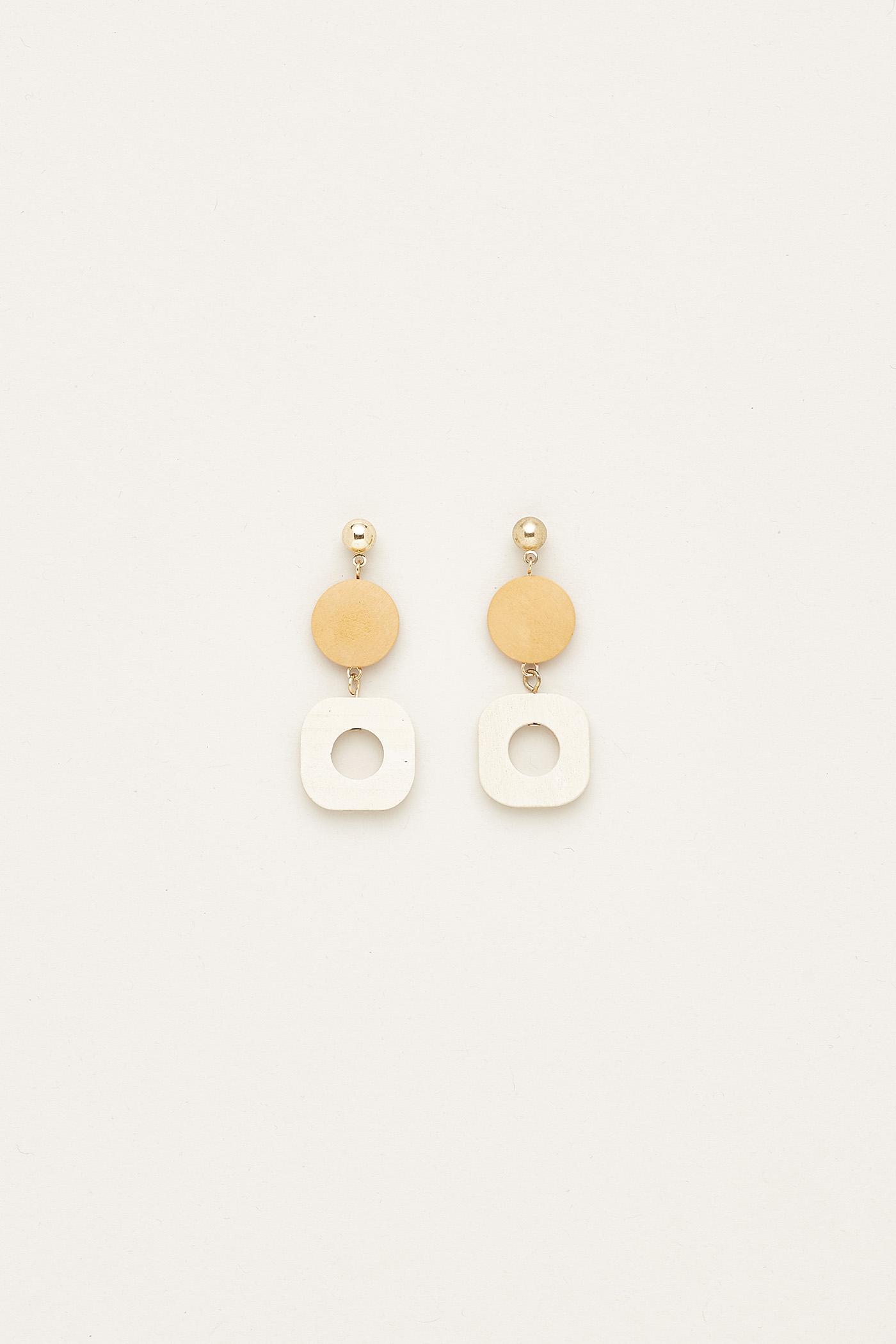 Xylia Wood Earrings