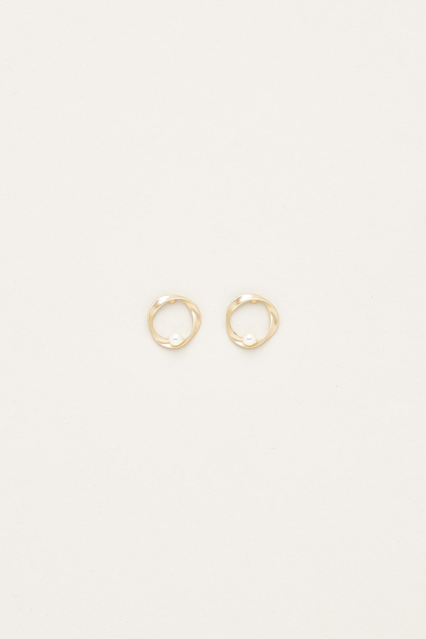 Joceline Pearl Earrings
