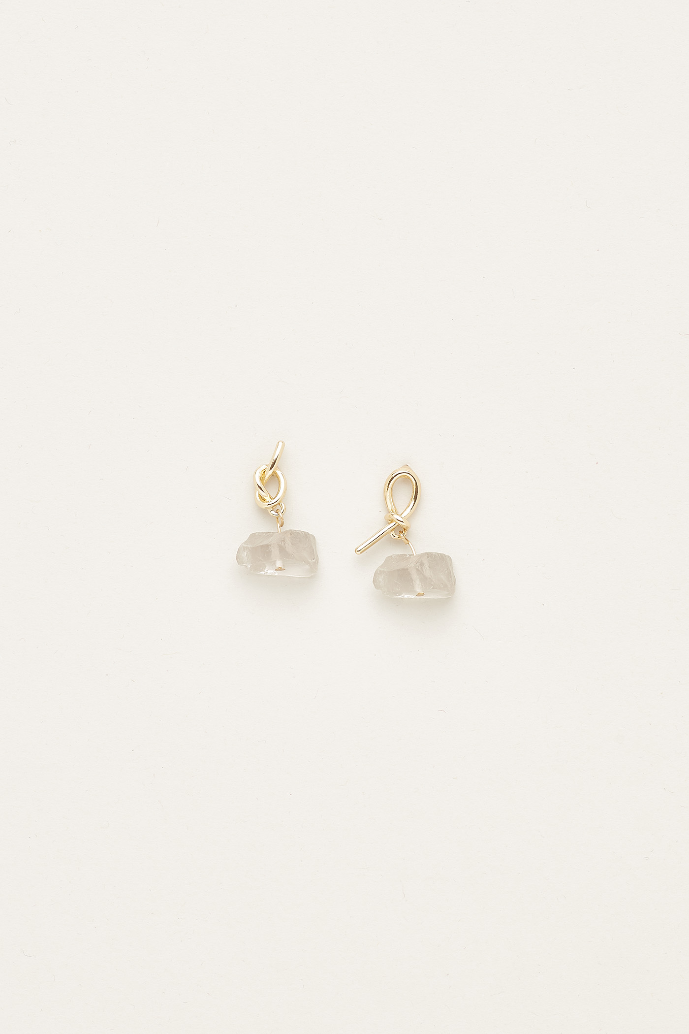 Rebekah Resin Drop Earrings