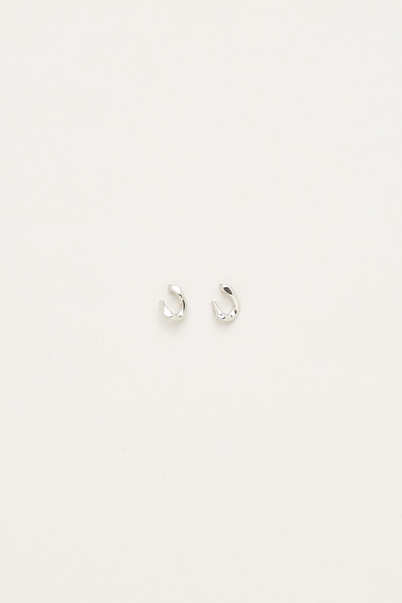 Ilima Curved Ear Studs