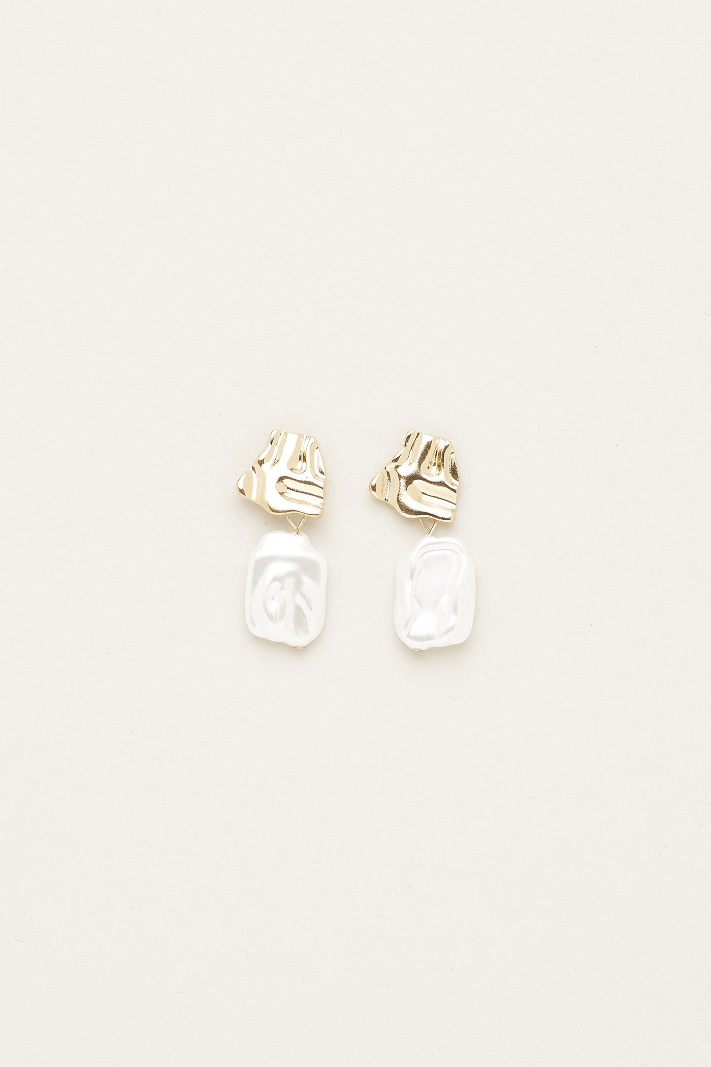 Senona Pearl Earrings