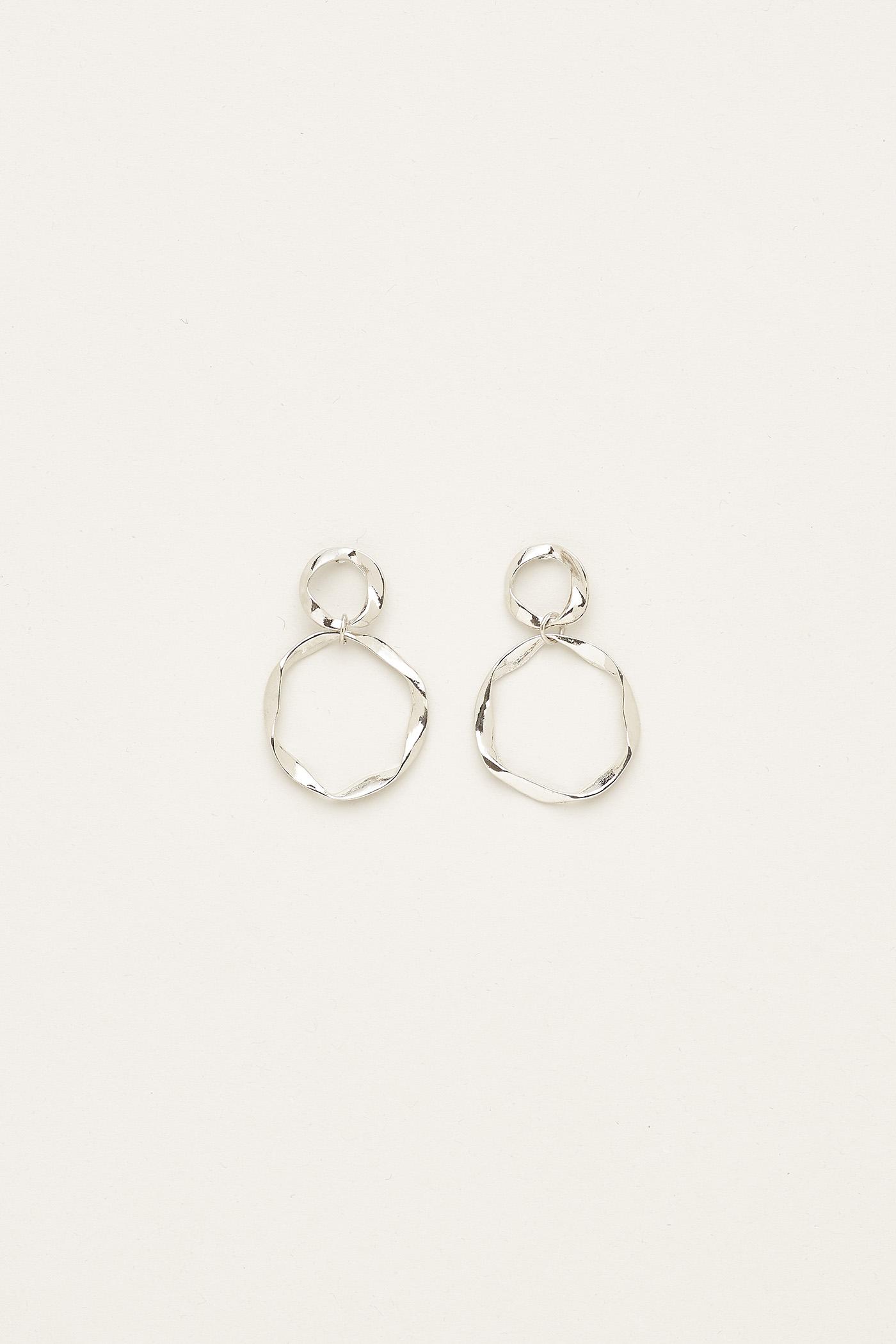 Zenia Wave Earrings