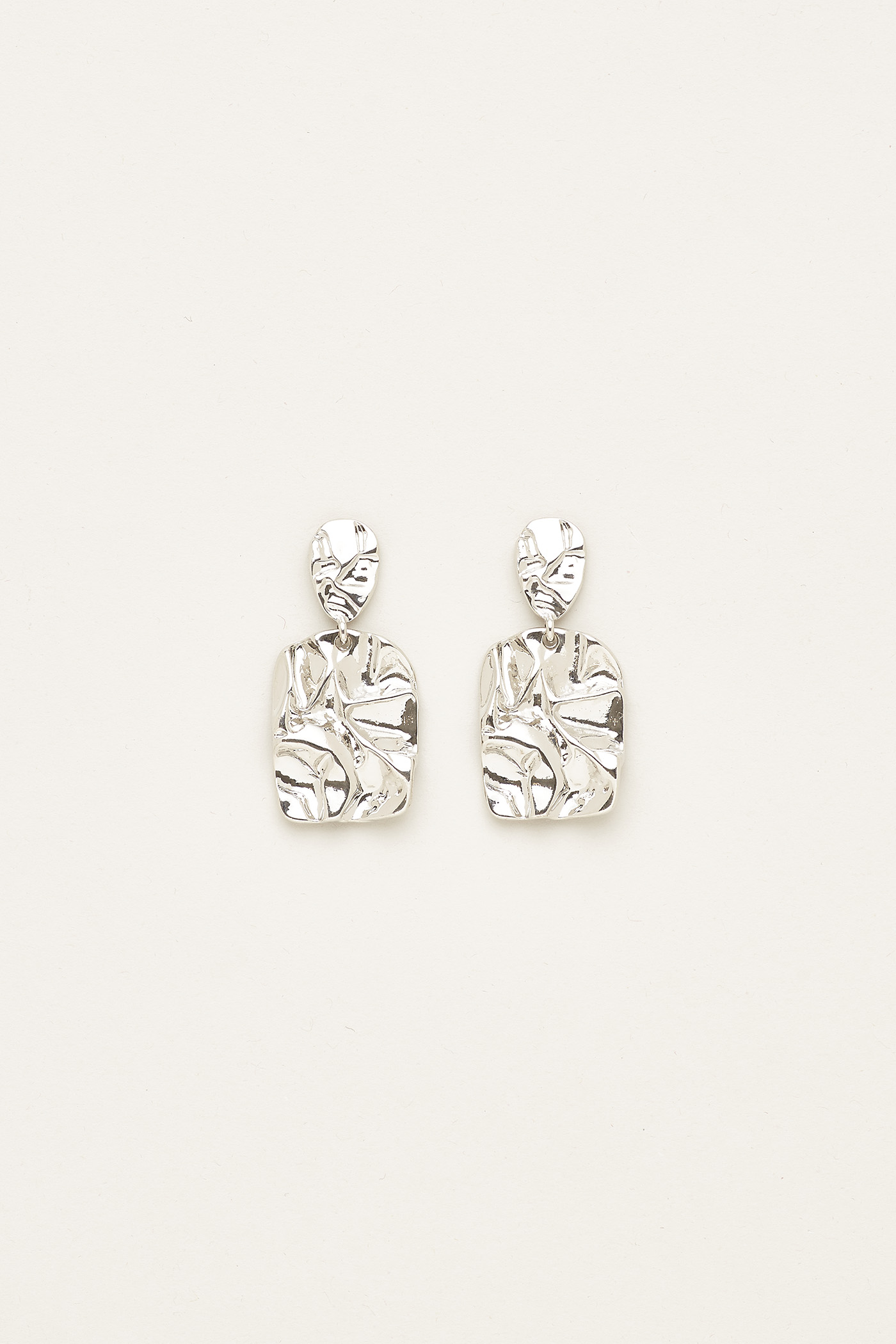Myriah Molten Drop Earrings