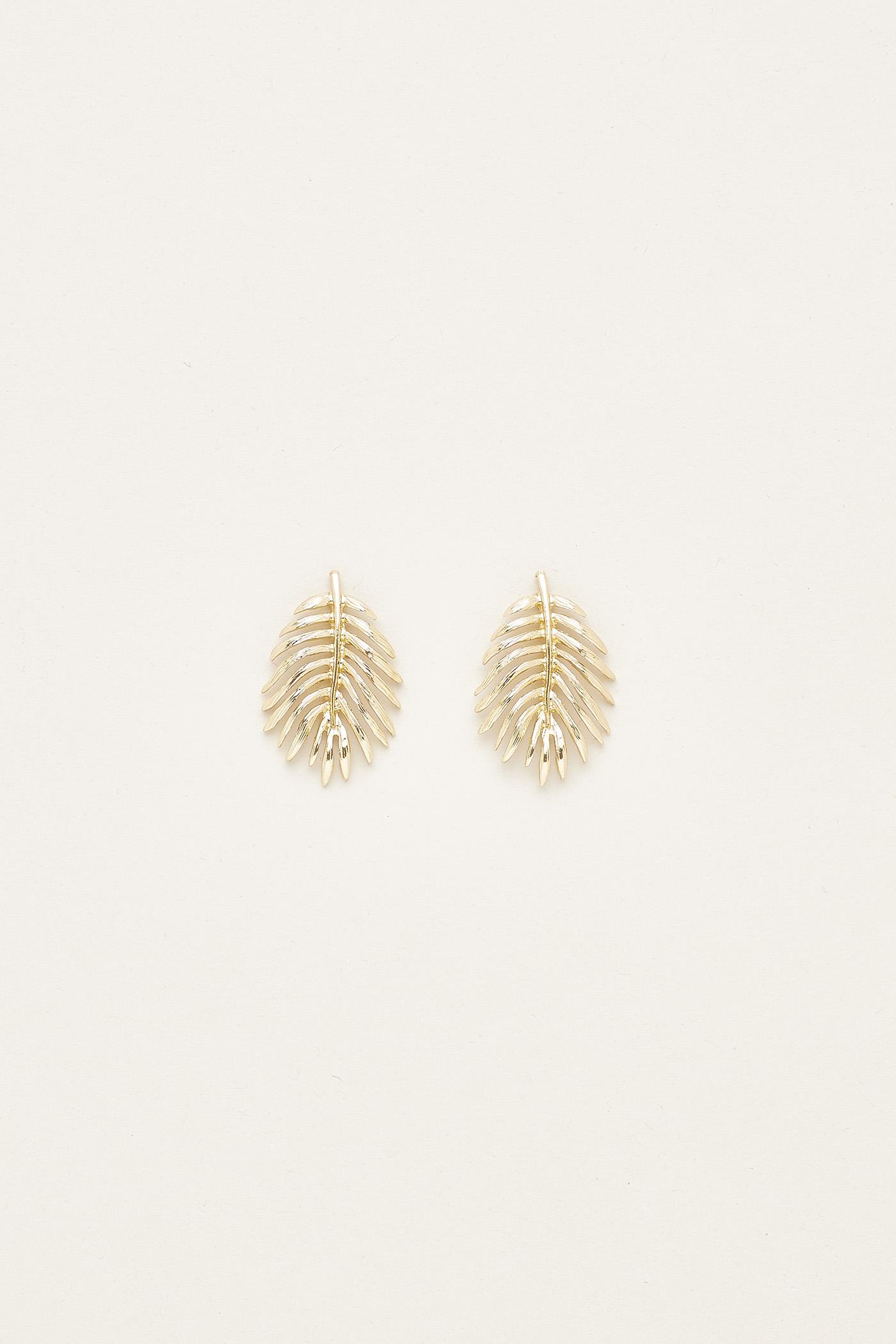 Obelia Foliage Earrings