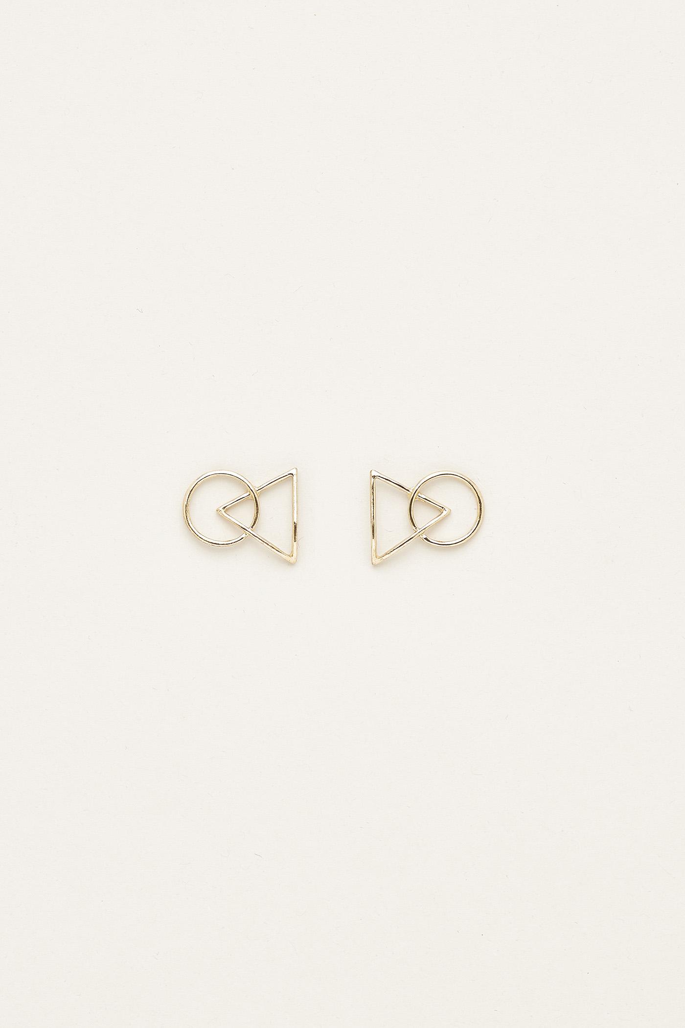 Linsey Geometric Earrings