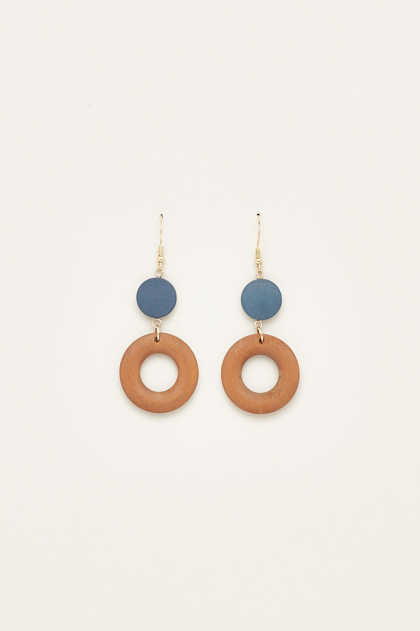 Orina Circle Earrings