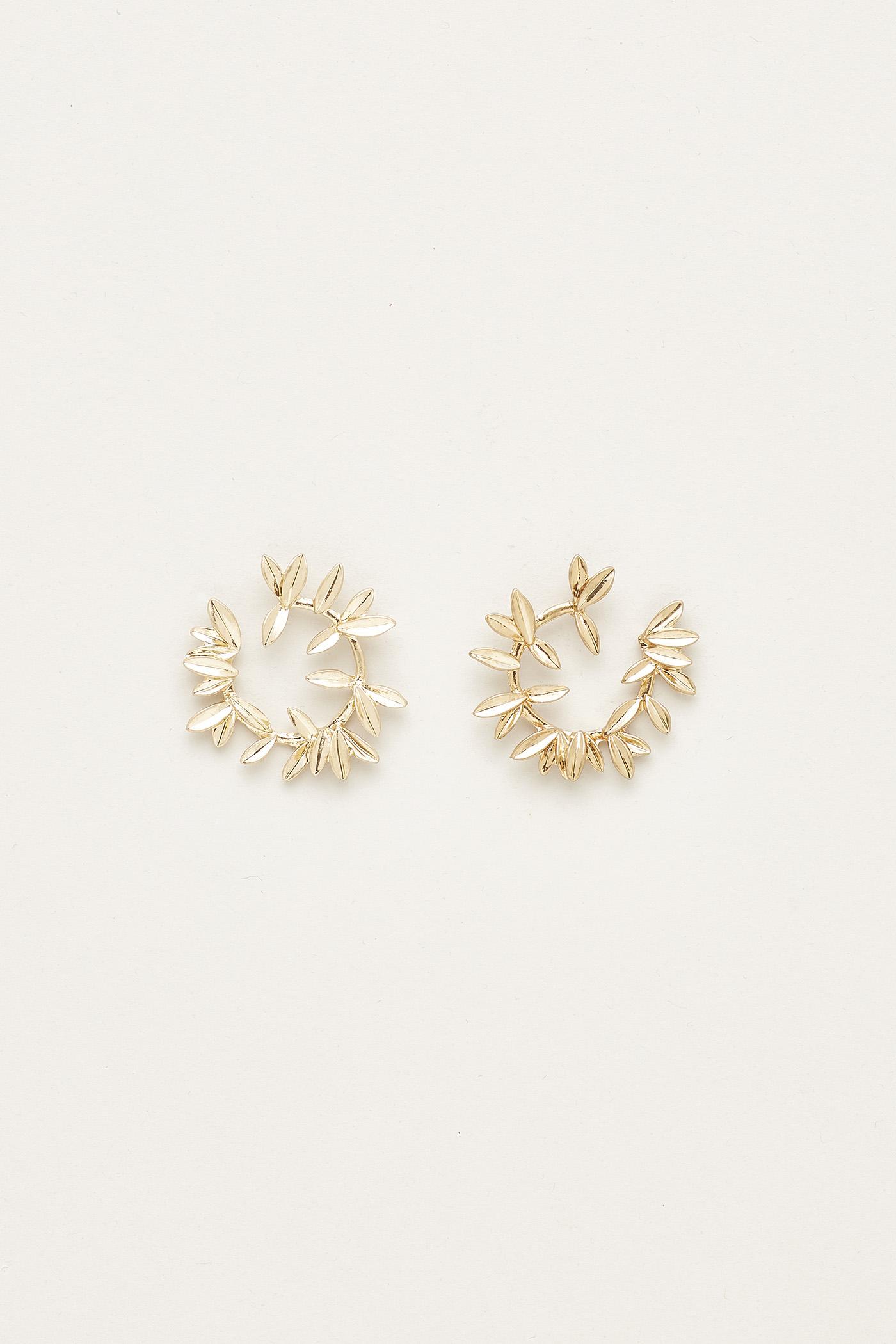 Deana Foliage Earrings