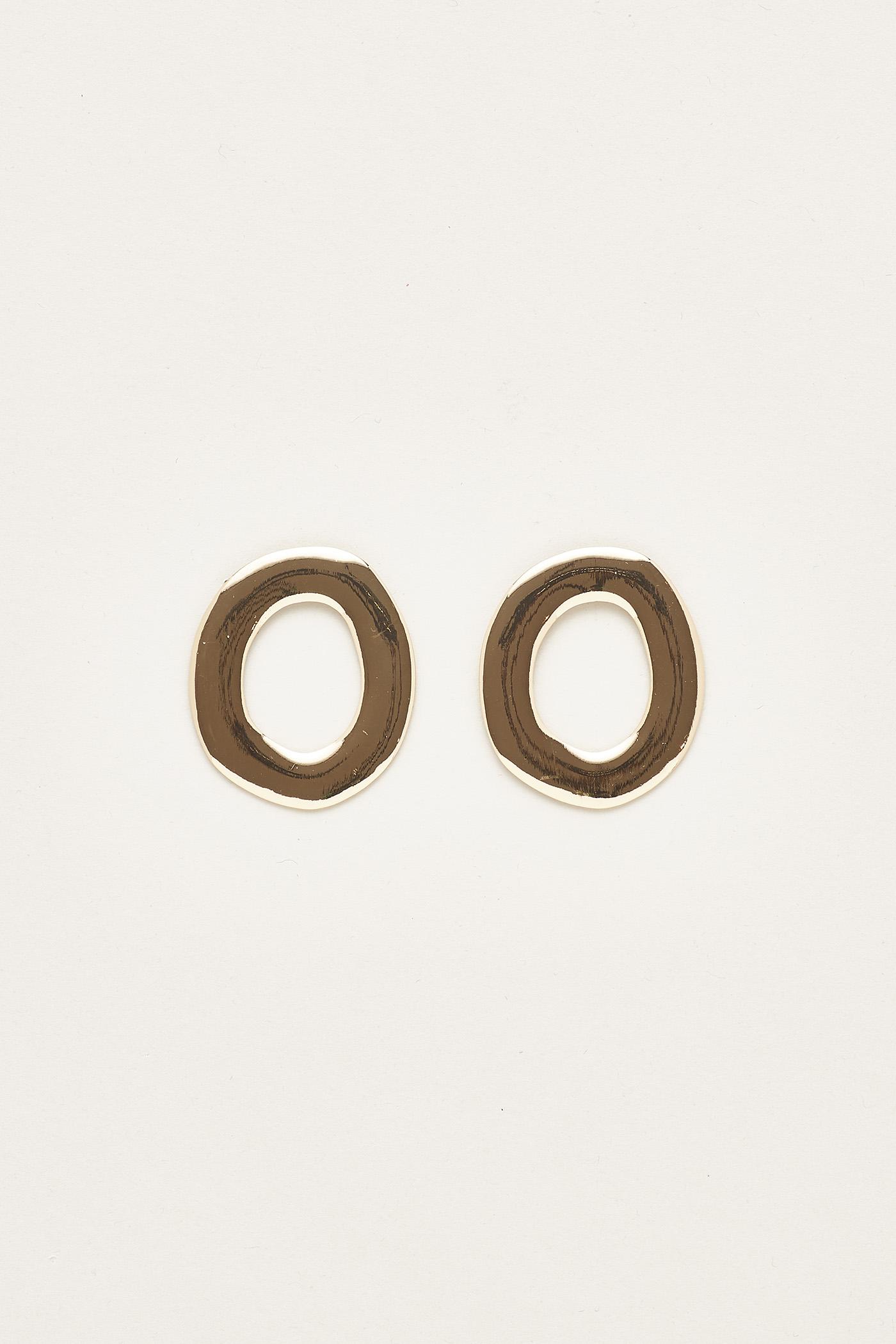 Karissa Circle Earrings