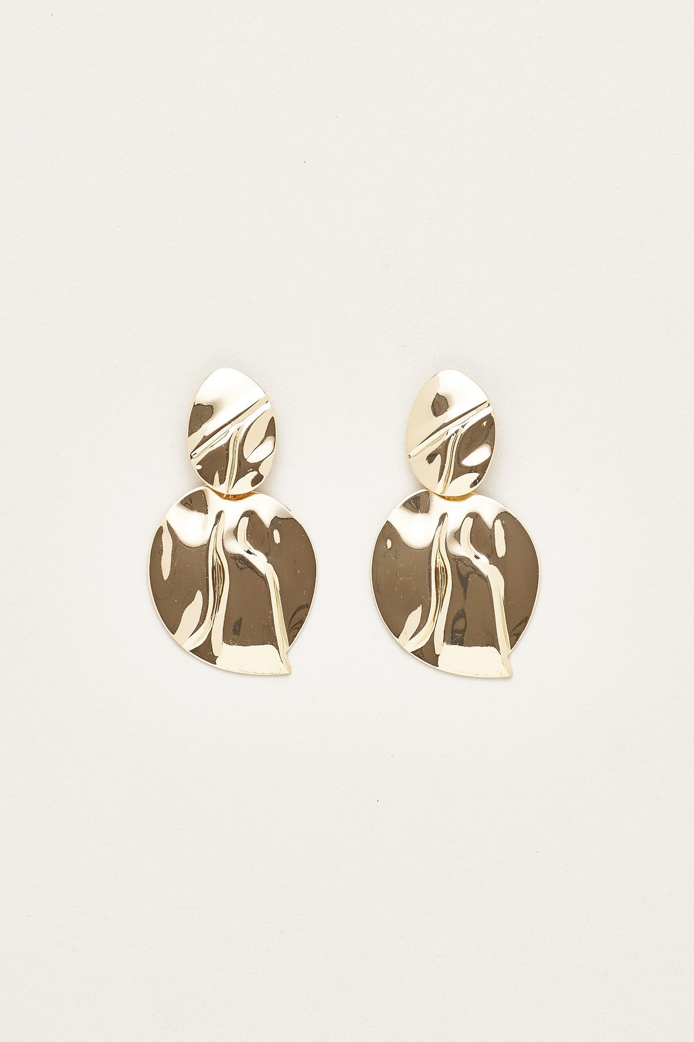 Kimmy Molten Earrings