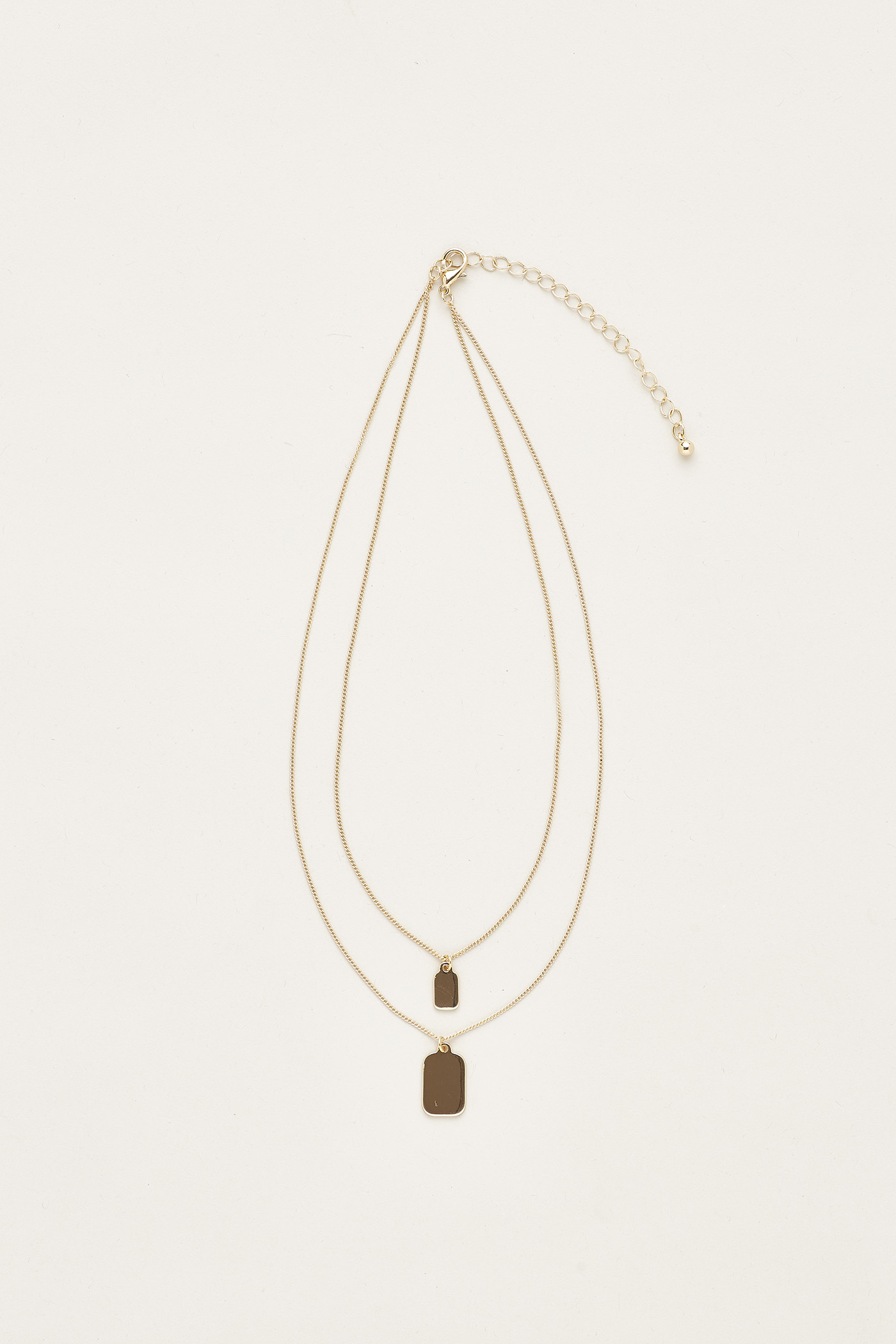 Marquesa Double Layered Necklace