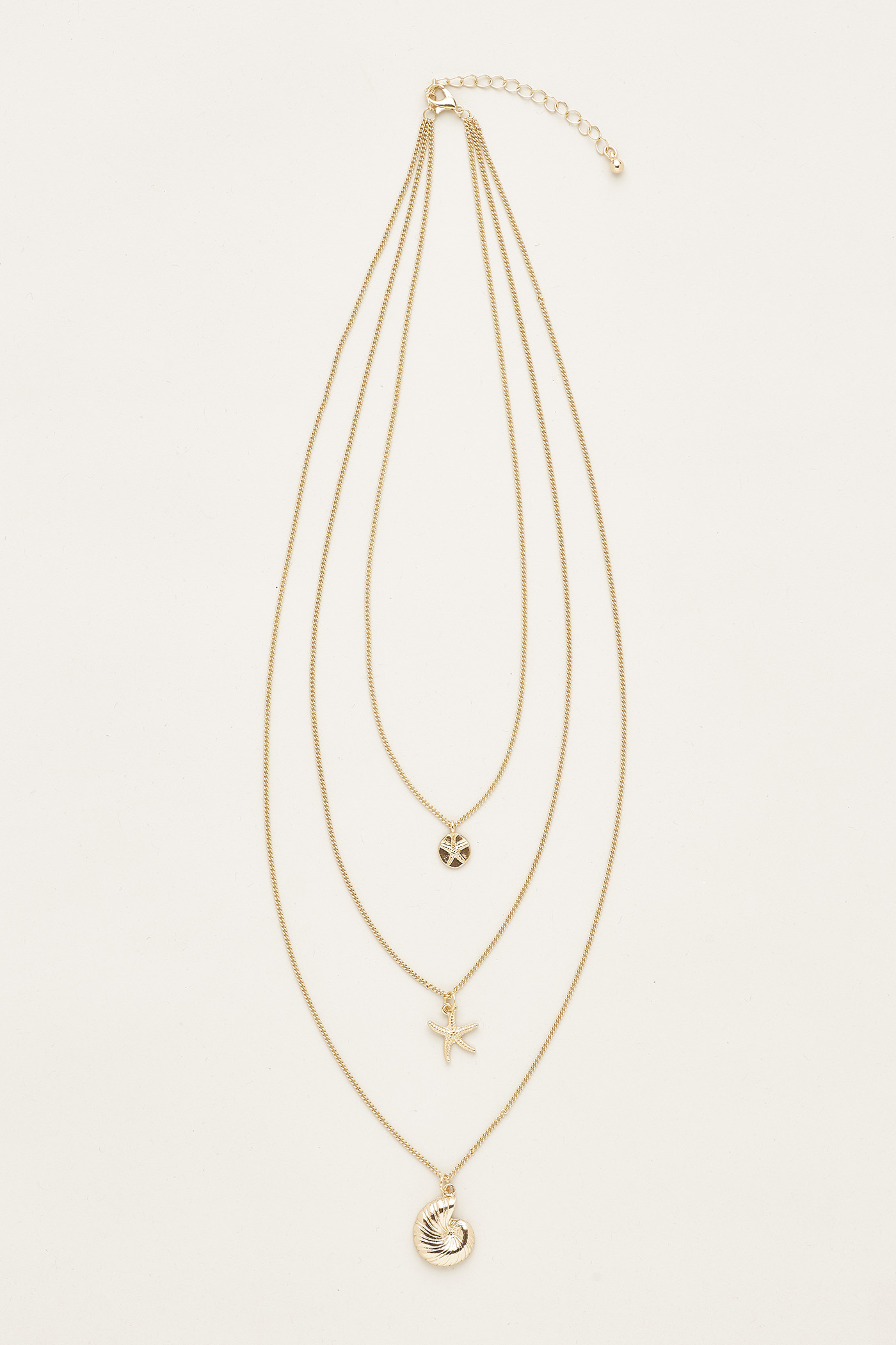 Madolyn Shell Necklace