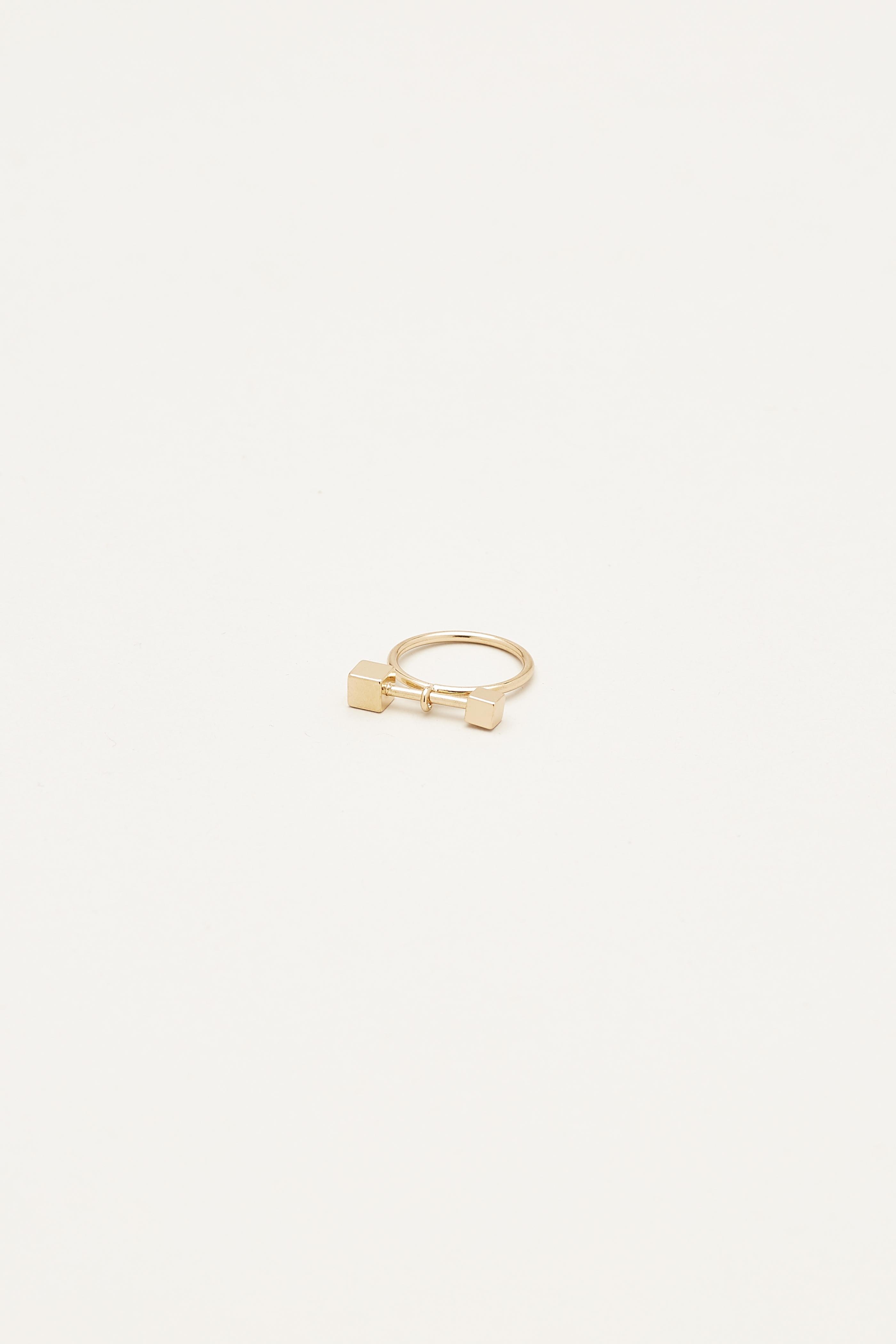 Channa Bar Ring