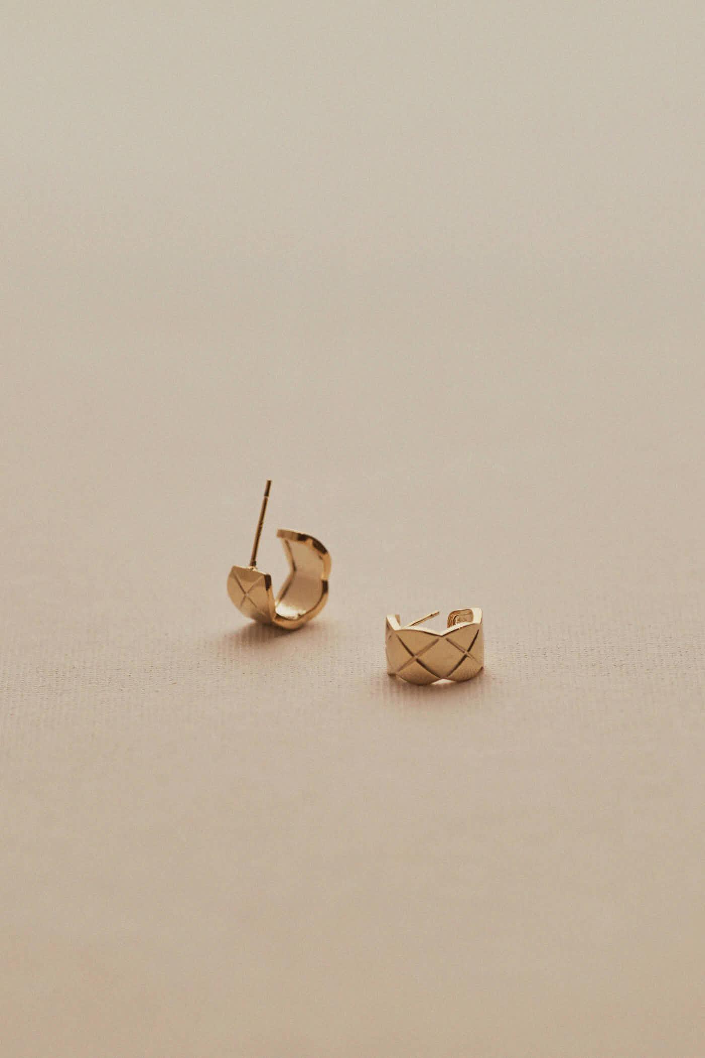 Lorelei Cuff Earrings