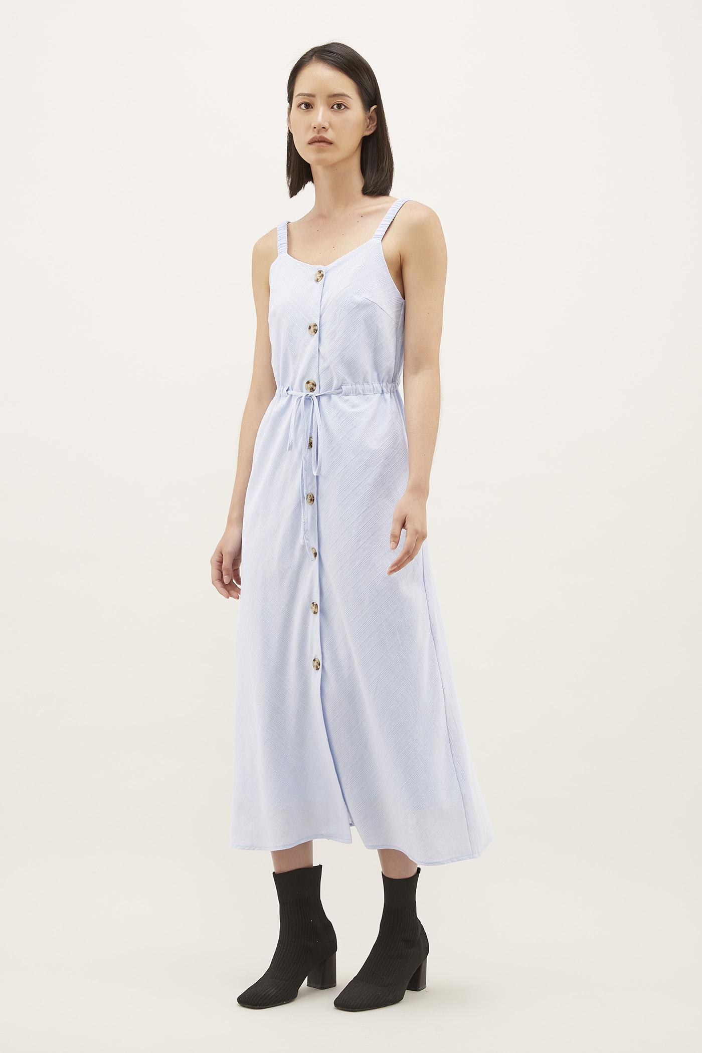 Larissa Drawstring Dress