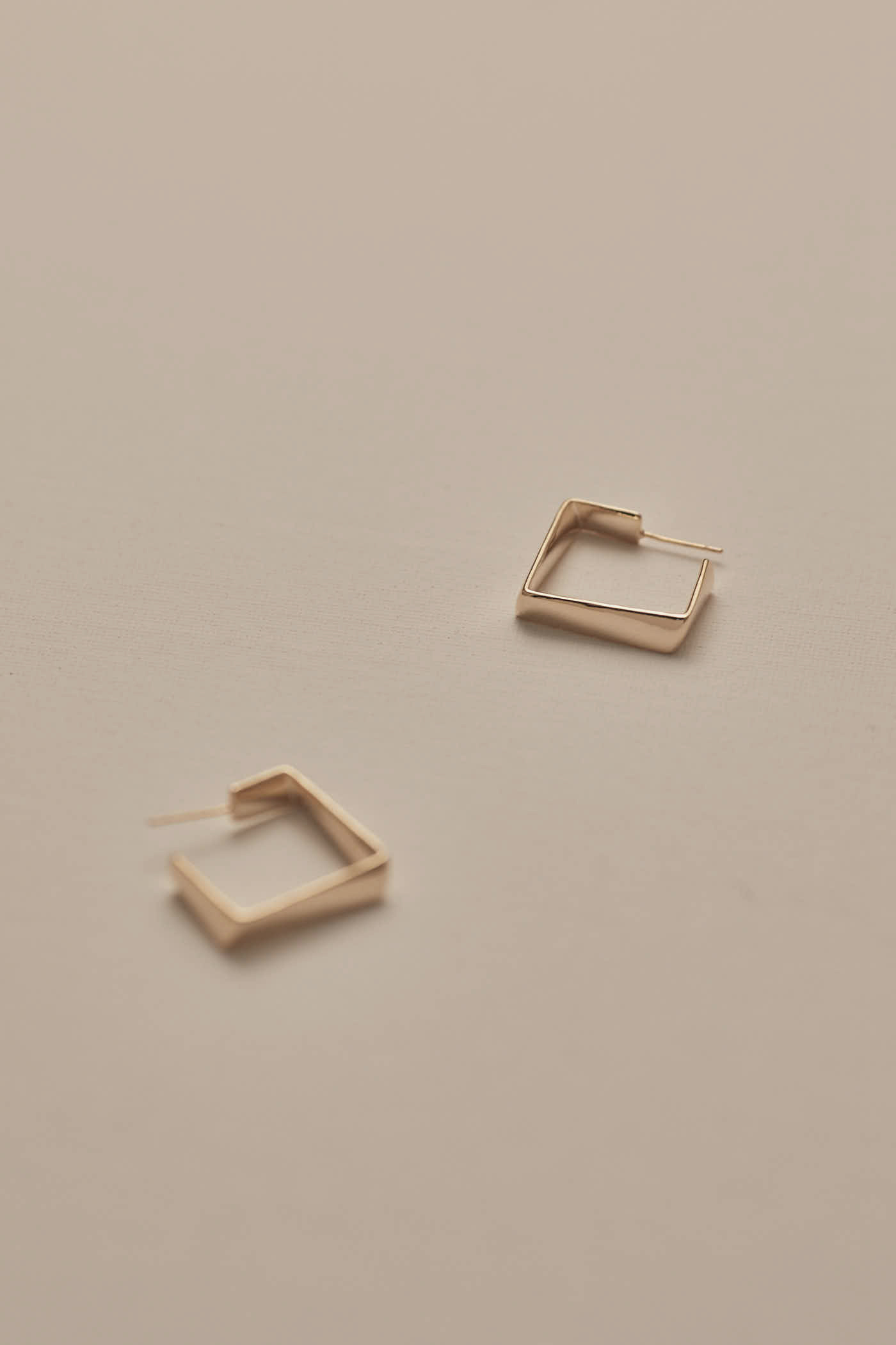 Mabel Angular Earrings