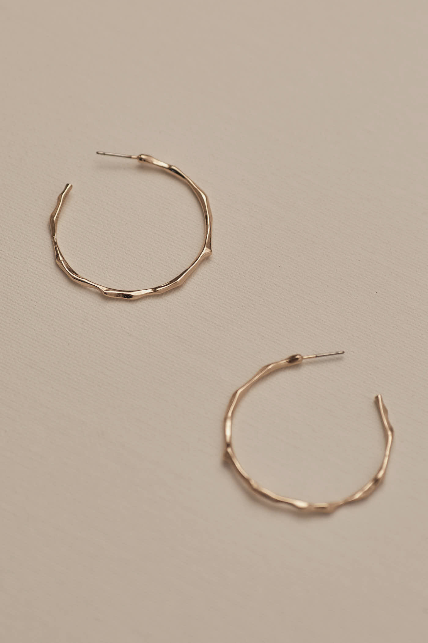 Kym Hoop Earrings