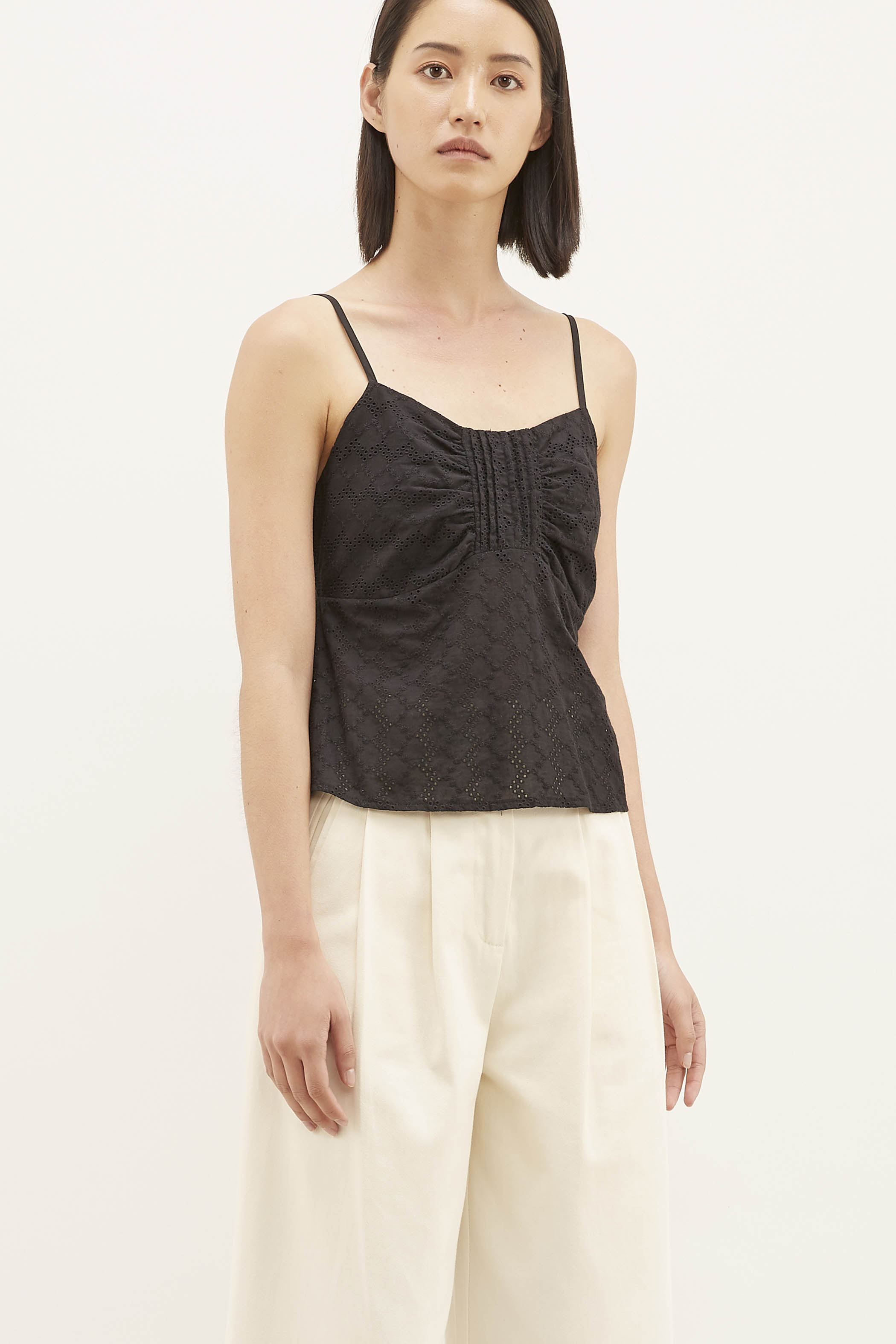 Corrin Broderie Anglaise Camisole