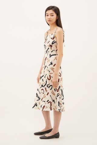Kowena Strap-tie Dress