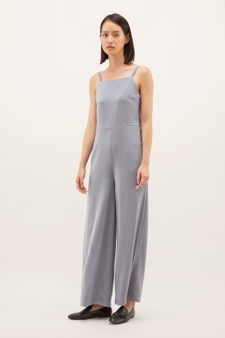 Karysa Straight-fit Jumpsuit