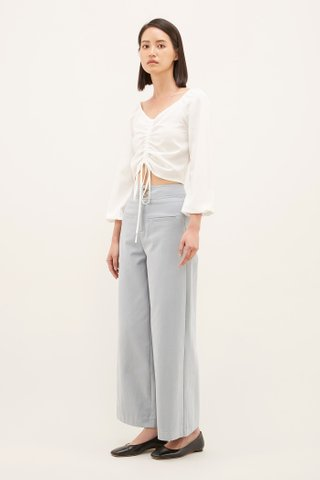 Xami Front-pocket Pants