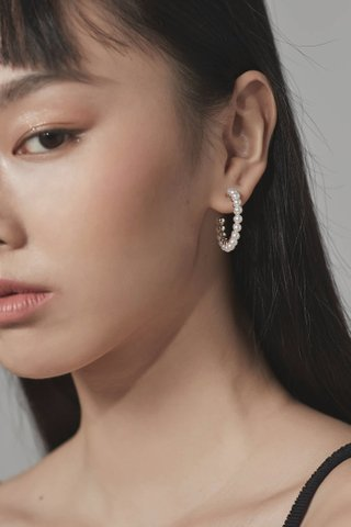 Adra Hoop Earrings